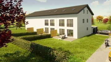 NEUBAU - Einfamilien-Eckhaus mit Garage und Stellplatz in Ergoldsbach - KfW55 - PROVISIONSFREI*