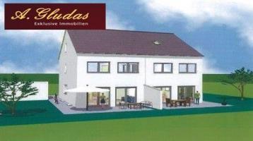 Moderner Doppelhaushälften mit hochwertiger Ausstattung (KFW 55) in Top Lage! Provisionsfrei!!!