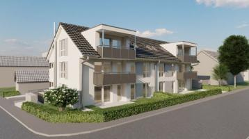 4,5 Zimmer Neubauwohnung im EG - Projekt MEISENNEST in HERRENBERG