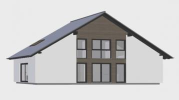 Moderne Doppelhaushälfte mit Keller mit 205qm Wohn- Nutzfläche mit Keller in ruhiger Lage in Rasatt