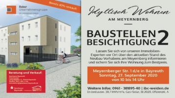 """""""Idyllisch Wohnen am Meyernberg"""" WE 01"""