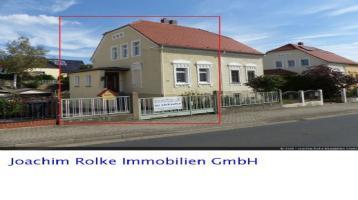 Kleine Doppelhaushälfte mit Garage und Garten im Oschatzer Stadteil Zschöllau zu verkaufen!