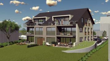 Exklusive Dachgeschosswohnung mit Alpenblick