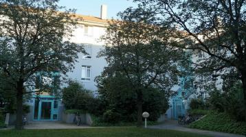 PROVISIONSFREI! Renovierte 2-Zimmer-Gartenwohnung in Unterföhring