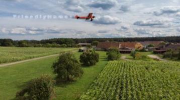 Gegen Gebot: Großes Bauerngehöft bei Obernzenn mit Baugrundstück...