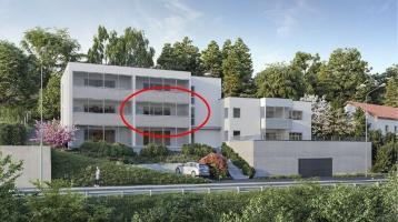 2-Zimmer-NEUBAU-ETW mit großem Süd-West-Balkon in LA-Achdorf, KfW55, PROVISIONSFREI*