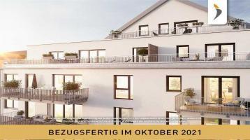 Viel Platz für die ganze Familie: große 4-Zimmer-Wohnung mit sonnigem Balkon