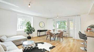 Moderne neuwertige 3 Zi.-Wohnung in zentraler Lage von Maxvorstadt - Provisionsfrei