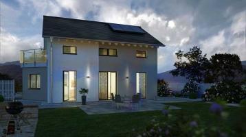 Modernes und elegantes Haus in Stadtnähe