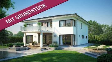 Zeitlos moderne Stadtvilla in Conweiler (inkl. Grundstück & Kauf-/Baunebenkosten)