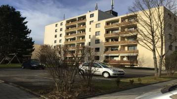provisionsfrei / zur Kapitalanlage: gut geschnittene 2-Zi-Wohnung mit Süd-Balkon