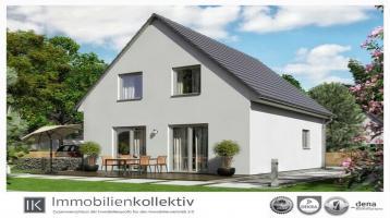 Neubau Einfamilienhaus od. Doppelhaushälfte: ca. 90 qm Wohnfläche - inkl. Bauherren-Schutzbrief !!!