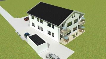 3-Zimmer-Wohnung im 1.Obergeschoss mit 73,3 m² Wohnfläche in Muhr am See