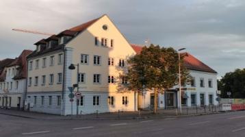 Attraktives Wohn- und Geschäftshaus in bester Lage von Ansbach mit sehr guter Rendite