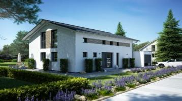 Massives KfW55 Energiesparhaus in Ortsrandlage von Rastatt