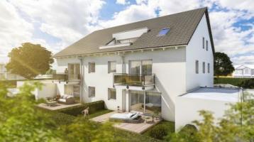Neubau eines Mehrfamilienwohnhauses mit 5 Wohneinheiten in 92536 Pfreimd