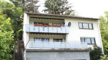 Einfamilienhaus mit Einliegerwohnung und großem Potential
