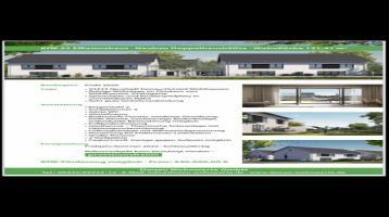 Neubau 3 Doppelhäuser - KfW 55