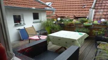 Großzügiges Anwesen mit Dachterrasse und Laden 97450 Arnstein