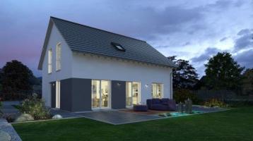 Raum für grenzenloses Wohlbefinden - Einfamilienhaus mit Grundstück
