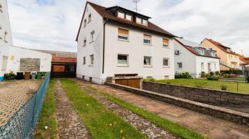 Dreifamilienhaus mit großem Grundstück | Top Lage Veitsbronn | Entwicklungspotenzial extrem