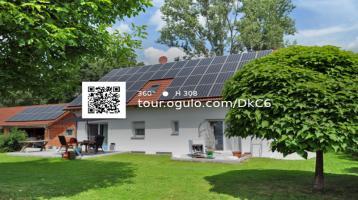 Einfamilienhaus mit Einliegerwohnung auf großem Südgrundstück in Riedmoos!