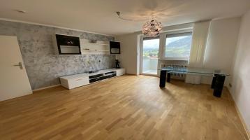 Gepflegte 2-Zimmer-Wohnung mit West-Balkon in Weitnau-Seltmans
