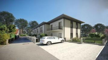 """Bauvorhaben von fünf Stadthäusern """"Krailiving39"""" in Krailling - Ihre Investition in die Zukunft!"""