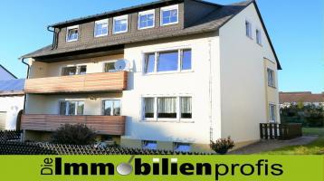 1452 - 3 Zimmer-Eigentumswohnung mit Balkon und Garage in Konradsreuth