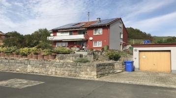 2 Familienhaus in Südlage mit Garten und 3 Garagen - viele Modernisierungen