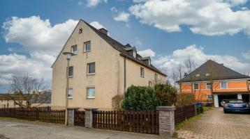 Vier-Familien-Haus zur Kapitalanlage oder Eigennutz in Schwarzenbach/Saale