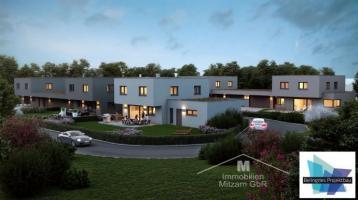 Zeitlose Neubau Doppelhaushälfte mit Doppelgarage im Herzen des Altmühltals