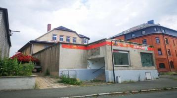 Super-Angebot! Haus und Gewerbeflächen teilweise renoviert
