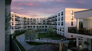 Lichtdurchflutete 4-Zimmer-Wohnung mit Balkon - Whg. 23
