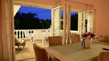 Galeriewohnung mit Mediteranem Ambiente