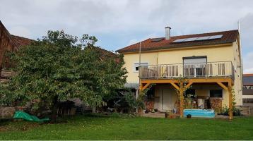 Einfamilienhaus in unmittelbarer Nähe von Bad Windsheim