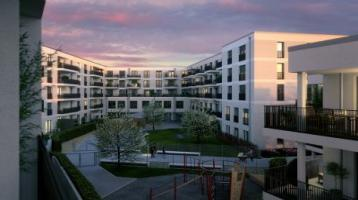 Lichtdurchflutete und große 4-Zimmer-Wohnung - Whg. 50