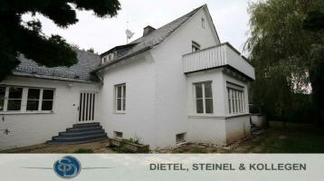 Großzügige ehemalige Unternehmervilla im Herzen des Frankenwaldes - in ruhiger Ortsrandlage von Naila - perfekt für die Familie geeignet