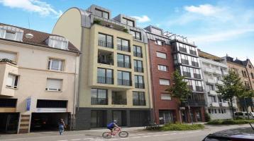 Begehrte Lage! Großzügige 4-5 Zimmer-Maisonette-Wohnung mit 2 Dachterrassen!!