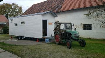 Mobiles Tiny House zu verkaufen