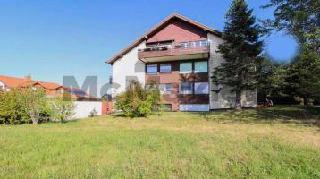 Idyllisch und charmant: Attraktive 2-Zimmer-Wohnung mit Balkon im Nordschwarzwald