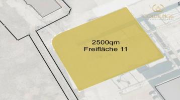 Freifläche im Rudolstädter Gewerbegebiet Ost mit 2500qm