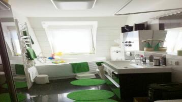Komplett sanierte 3-Zimmer-Wohnung (86 m²) mit neuwertiger Einbauküche