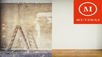 MUTZHAS - Renovierungsbedürftige 5-Zi. Whg. in bester Lage