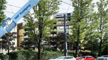 Bestlage Au/Haidhausen! Attraktive 3-Zimmer-Wohnung barrierefrei sofort verfügbar