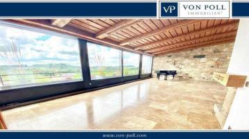 Über den Dächern von Hof: Exklusive Penthousewohnung mit herrlichem Ausblick