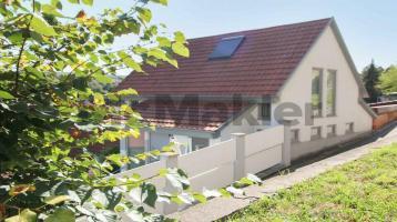 Modern wohnen nahe Stuttgart: Neuwertiges EFH mit Terrasse, Wellnessbad und Top-Ausstattung