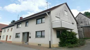 2-Familienhaus mit Scheune und Doppelgarage ***RESERVIERT***