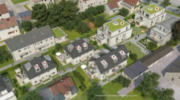 Schöne Gartenwohnung mit 4 Zimmern in Germering (Neubau)