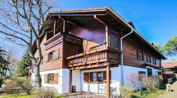 Wohlfühloase - große 4 Zimmer DG-Wohnung in bester Wohnlage von Wolfratshausen